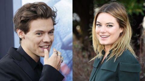 Harry Styles (One Direction) serait en couple avec Camille Rowe