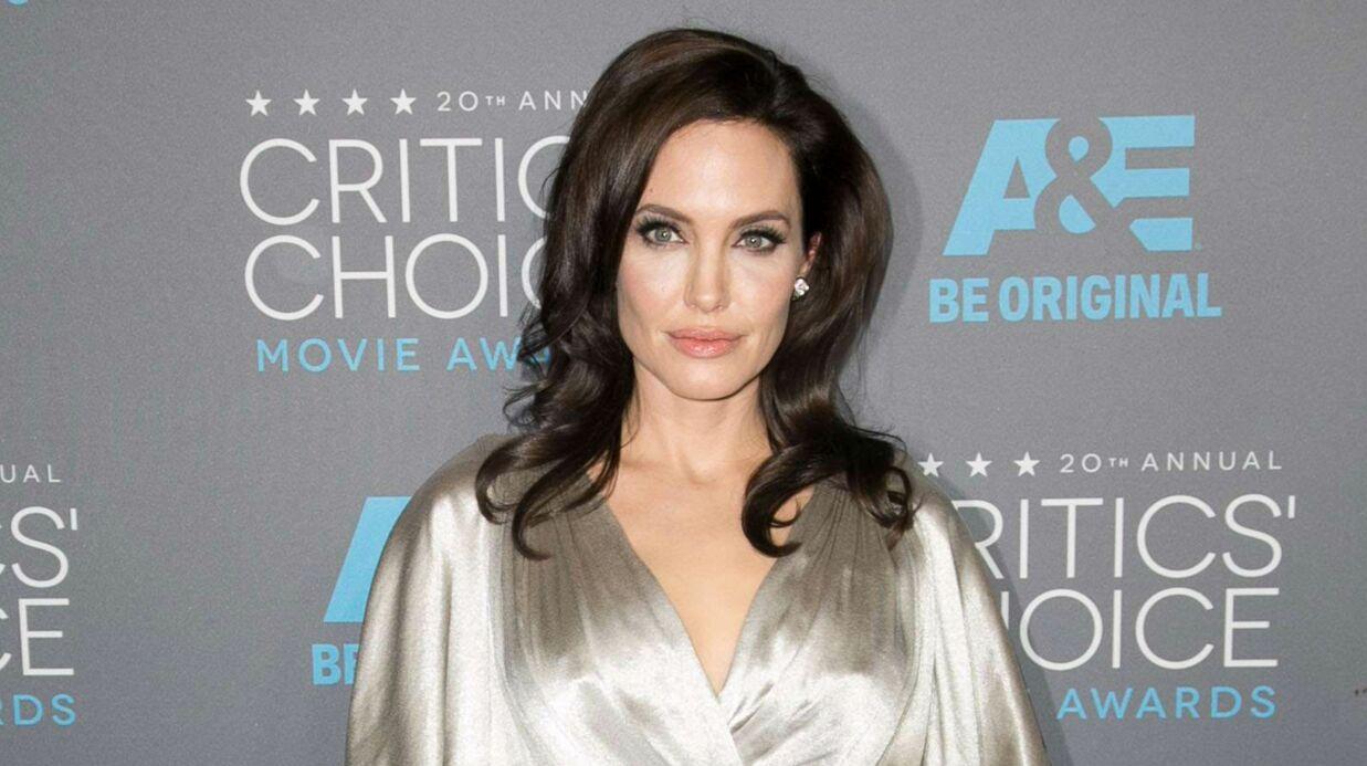 Spécial 30 ans de Voici – Angelina Jolie: son évolution physique en une minute