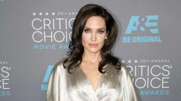 Angelina très jolie