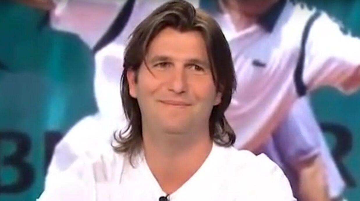 L'ancien champion de tennis Jérôme Golmard est mort à 43 ans