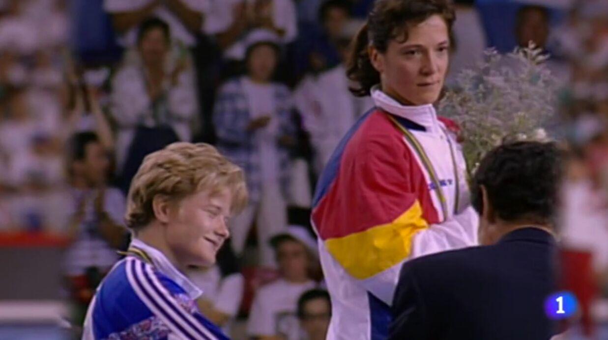 Rivales en finale des Jeux Olympiques, deux judokates tombent amoureuses et se marient