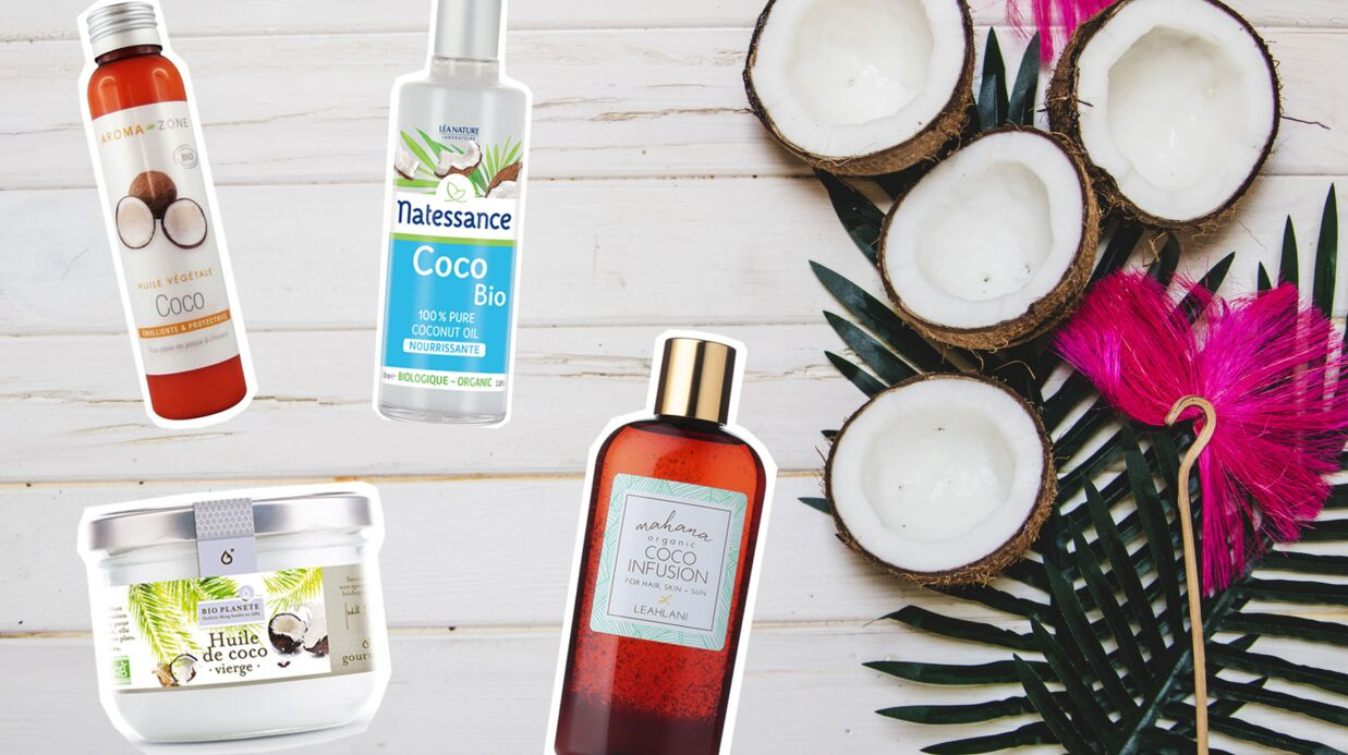 BEAUTÉ Les bienfaits de l'huile de coco (le 6ème va vous étonner)