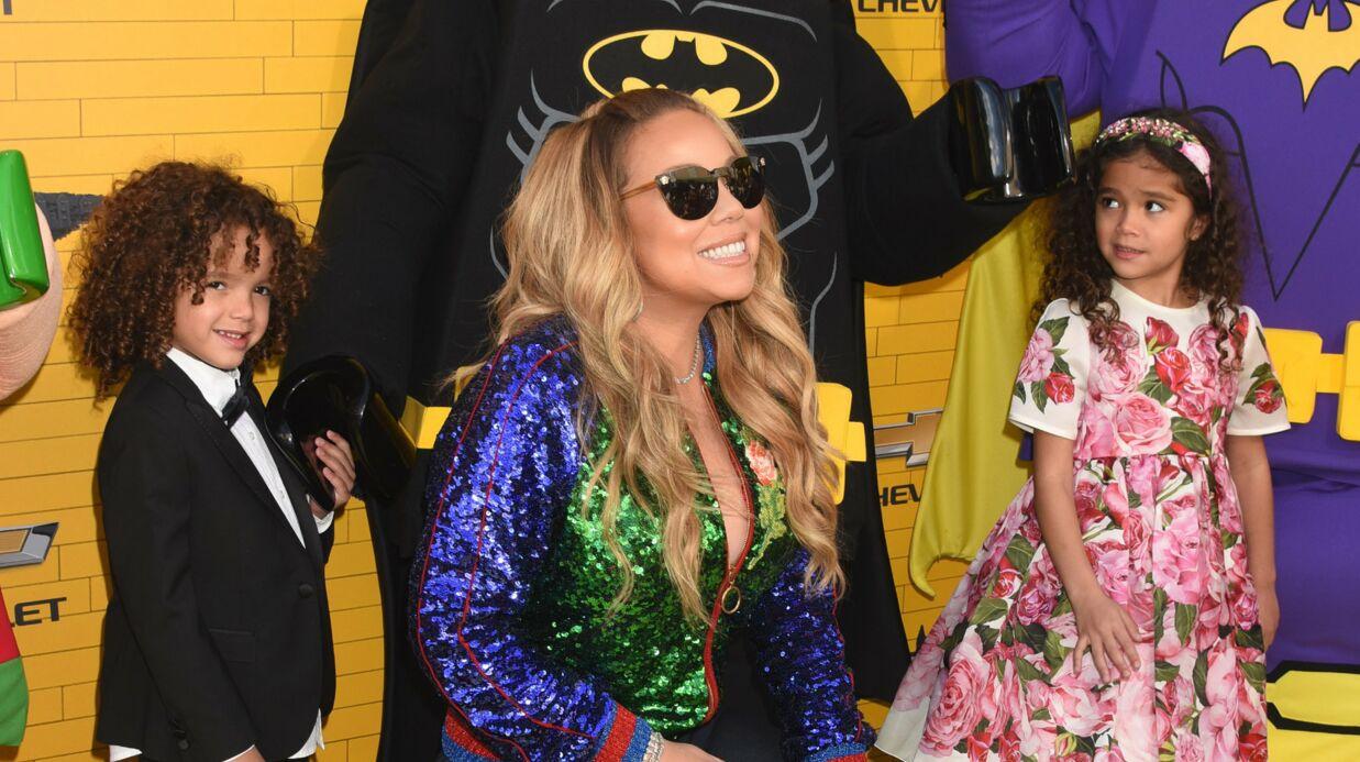 Mariah Carey fait chanter sa fille Monroe sur scène (et elle est trop mignonne)