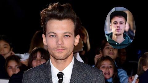 Louis Tomlinson (One Direction) s'attaque à Justin Bieber après l'annulation de sa tournée