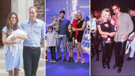 Spécial 30 ans de Voici: 30 ans d'enfants de stars en photos