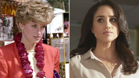 Selon une amie medium en contact avec elle, Diana ne valide pas la relation d'Harry et Meghan Markle