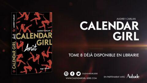Calendar Girl, août: découvrez le premier extrait du mois!