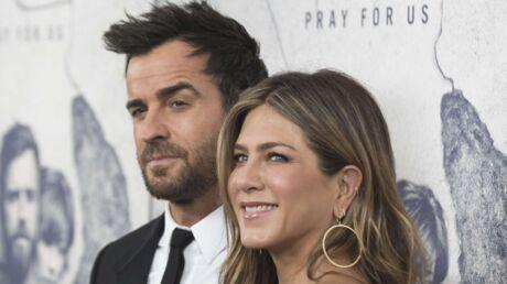 Jennifer Aniston et Justin Theroux: pour leurs deux ans de mariage, il poste une photo craquante
