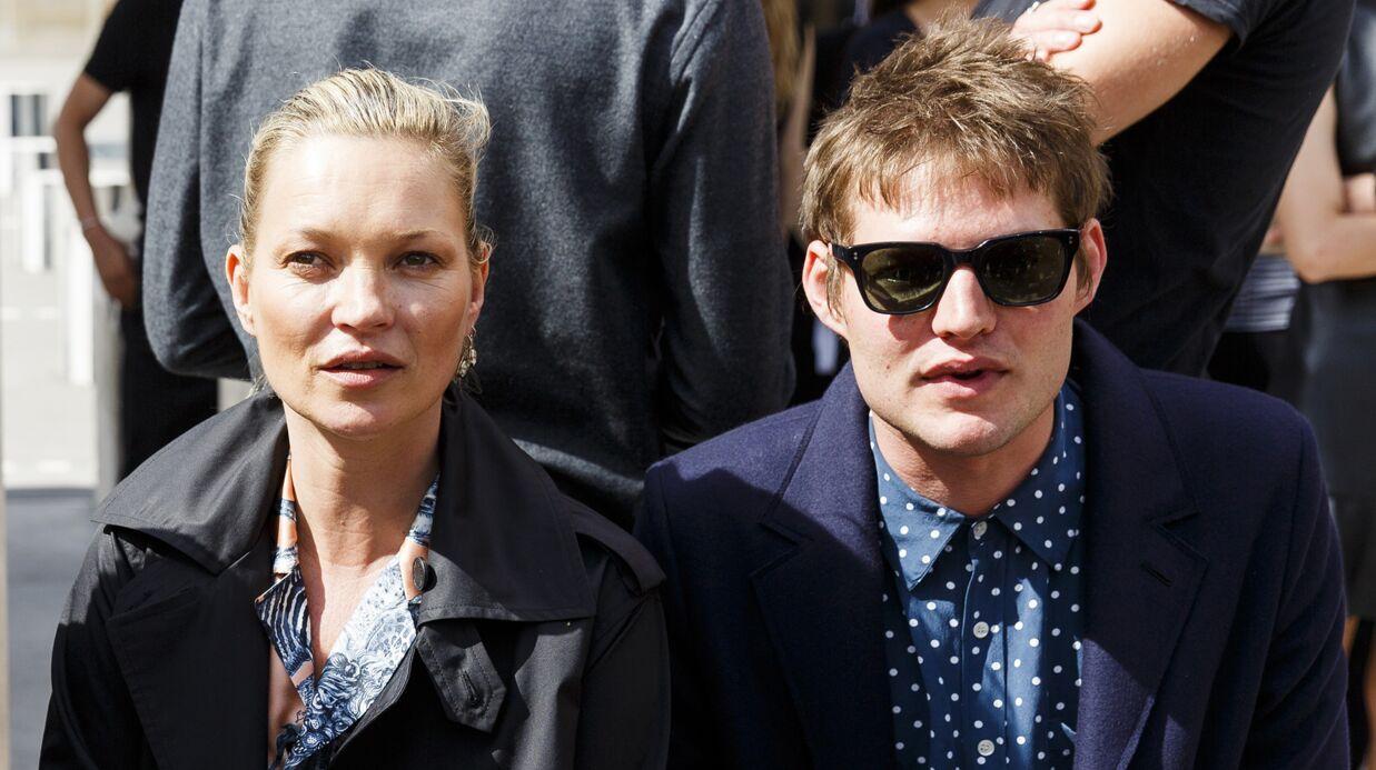 Kate Moss prête à être mère pour la seconde fois