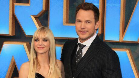 Chris Pratt (Jurassic World) et sa femme Anna Faris se séparent