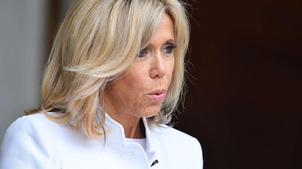 Brigitte Macron: il n'y aura finalement pas de statut officiel pour la première dame