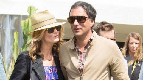 PHOTOS Vanessa Paradis et Samuel Benchetrit officialisent leur jolie histoire d'amour à Locarno