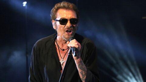 Johnny Hallyday: «C'était dur physiquement» durant les premières dates de sa tournée