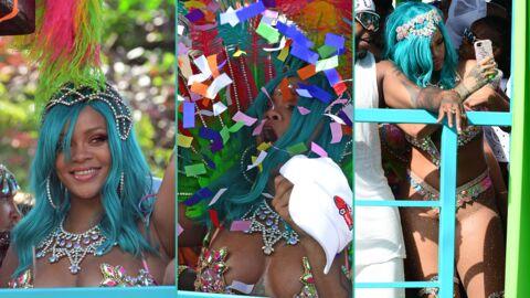PHOTOS Rihanna: son nouveau costume de carnaval est CHAUD bouillant