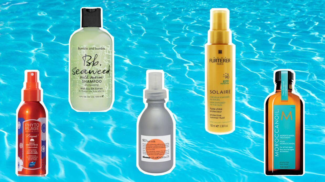 BEAUTÉ Comment protéger ses cheveux en vacances?