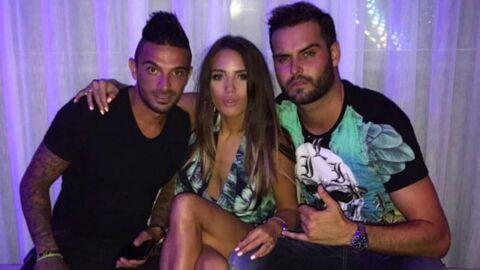 PHOTOS Julien Tanti, Manon Marsault et Nikola Lozina (Les Marseillais) s'éclatent avec Neymar à Saint-Tropez