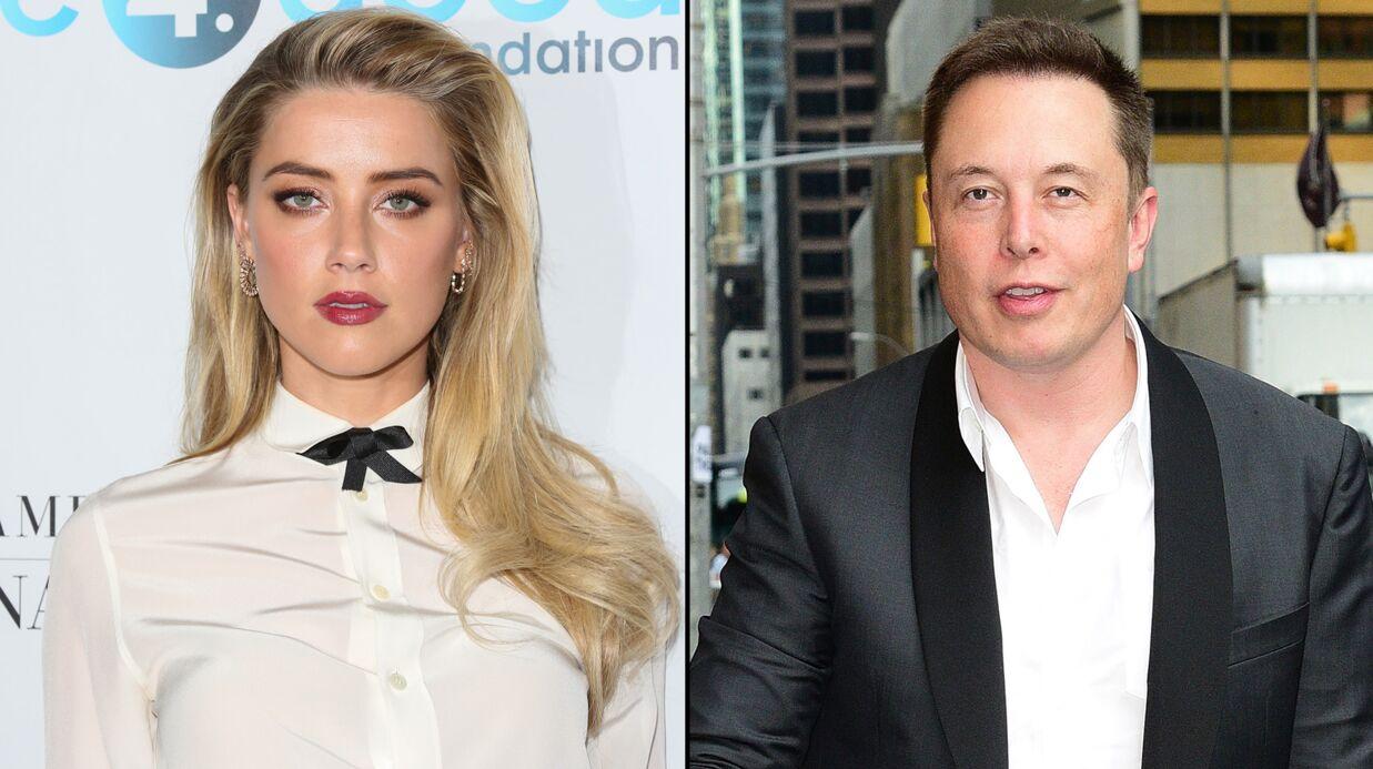 Amber Heard: Elon Musk s'exprime sur leur séparation
