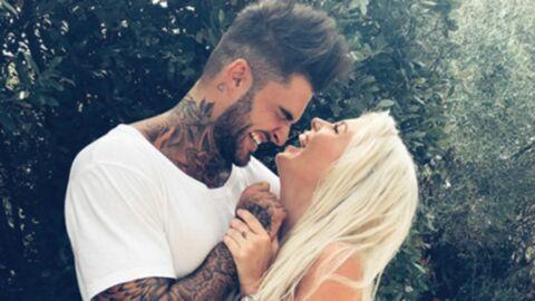 PHOTO Très amoureux, Thibault Kuro et Jessica Thivenin affichent leur bonheur sur Instagram