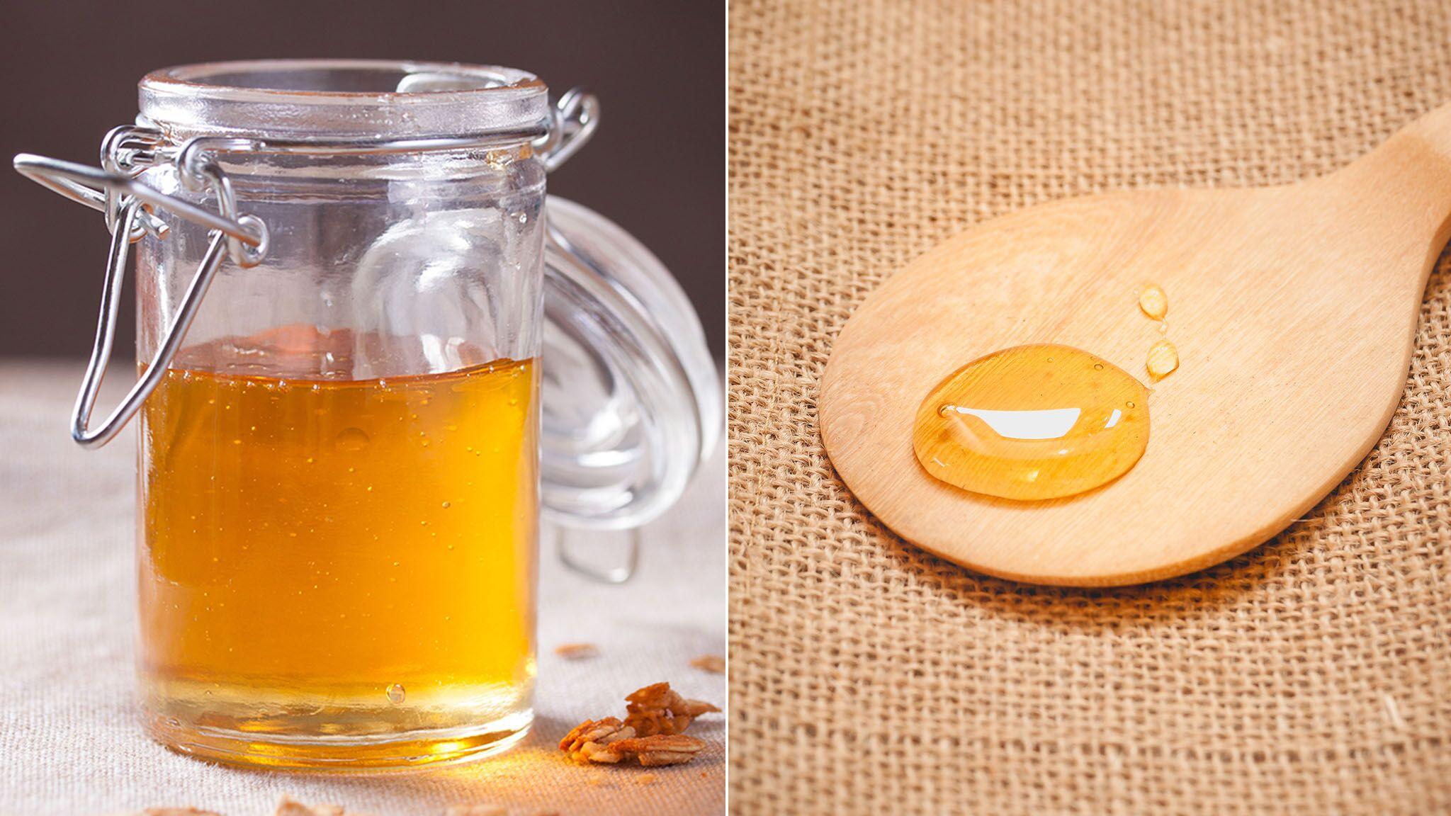 bienfait du miel pour les cheveux