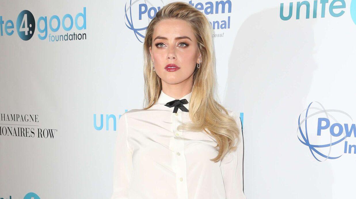 Amber Heard: séparée d'Elon Musk, l'actrice s'exprime sur leur rupture