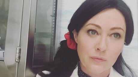Shannen Doherty: en rémission de son cancer, elle reprend le chemin des studios