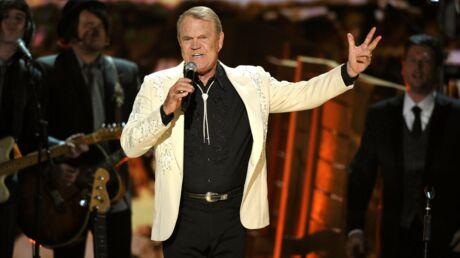 Mort de Glen Campbell, légende de la country, à 81 ans: les stars lui rendent hommage