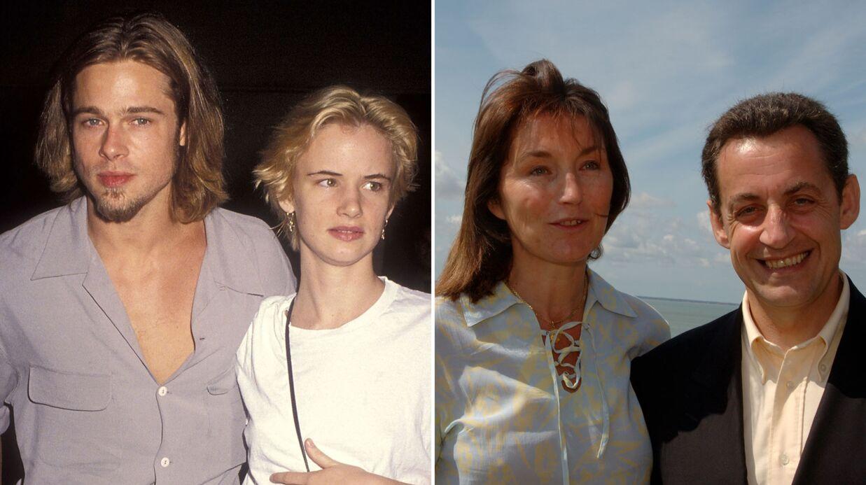PHOTOS Brad Pitt et Juliette Lewis, Nicolas et Cécilia Sarkozy: ces couples qui n'ont pas résisté au succès