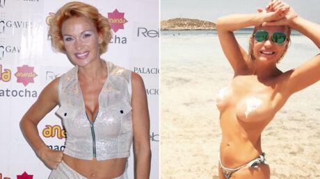 PHOTOS Marlène Mourreau: à 48 ans, l'ex-animatrice sexy des années 90 n'a rien perdu de son sex-appeal