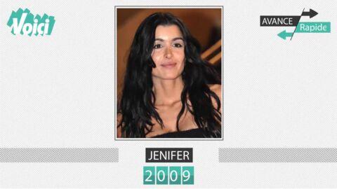 Spécial 30 ans de Voici – Jenifer: son évolution physique en une minute