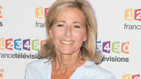 Claire Chazal a 19 ans d'écart avec son ex, elle donne son avis sur le couple Macron