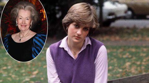 Lady Diana haïssait tellement sa belle-mère qu'un jour elle l'a poussée dans les escaliers