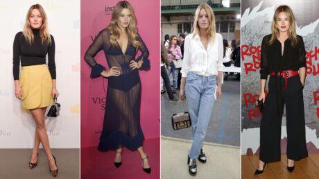MODE Camille Rowe: la chérie d'Harry Styles en 11 looks