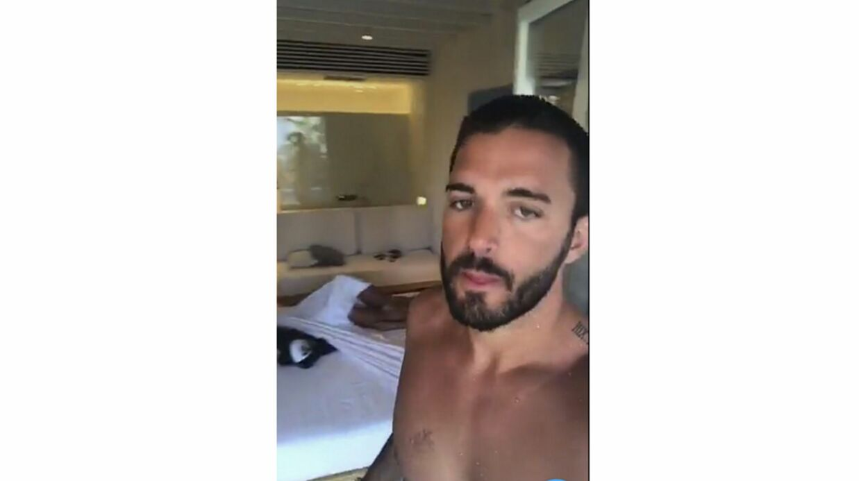 PHOTOS Thomas Vergara dévoile par erreur des images où Nabilla est entièrement nue