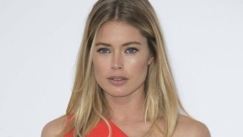 PHOTO Topless en mini string, Doutzen Kroes dit merci à la vie