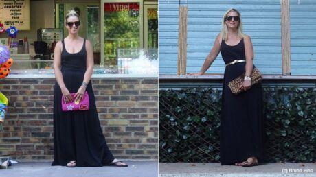 Conseils Mode – Le défi de Virginie: une robe de plage, deux looks
