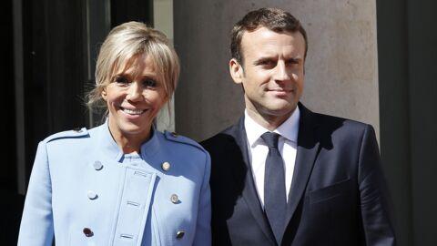 Emmanuel Macron et son épouse Brigitte sont en vacances à Marseille