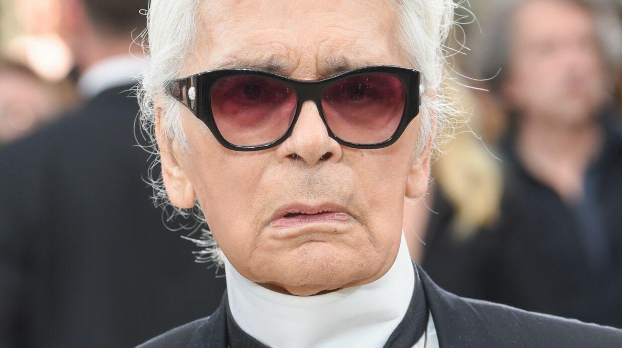 Karl Lagerfeld: en 18 ans, il n'a jamais eu de relation sexuelle avec son ex-petit ami