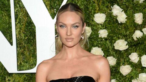 Candice Swanepoel: le top Victoria's Secret affiche ses fesses nues en tenue de cowgirl