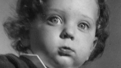 DEVINETTE Quel célèbre comédien se cache derrière le visage de ce bambin?