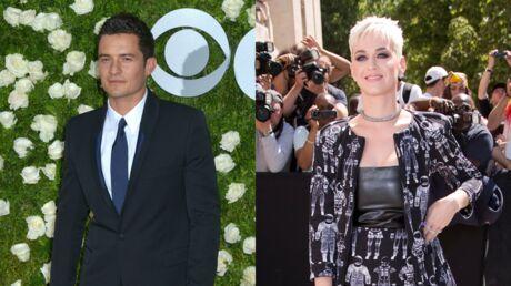 Katy Perry et Orlando Bloom aperçus très proches à un concert d'Ed Sheeran