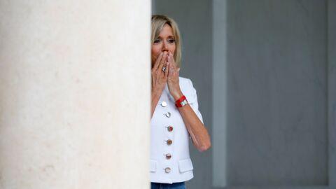 Brigitte Macron: une première dame discrète mais impliquée