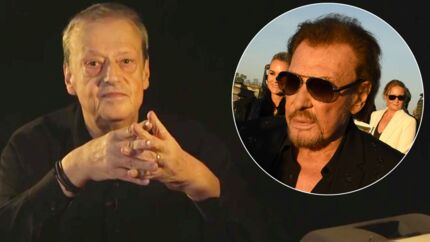VIDEO Cancer de Johnny Hallyday : l'émouvant message de soutien de Guy Carlier