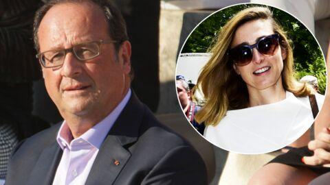L'anniversaire de François Hollande avec Julie Gayet et des amis: des photos dévoilées