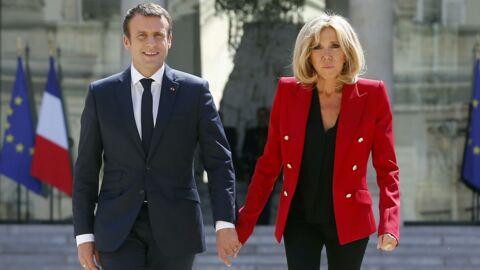 Exclu Voici – Les photos des vacances ultra secrètes d'Emmanuel et Brigitte Macron
