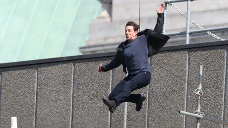Tom Cruise s'est cassé la cheville, le tournage de Mission Impossible 6 suspendu