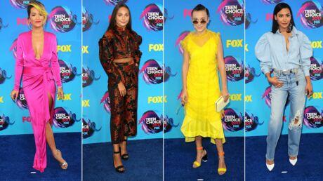 PHOTOS Les pires looks des Teen Choice Awards 2017
