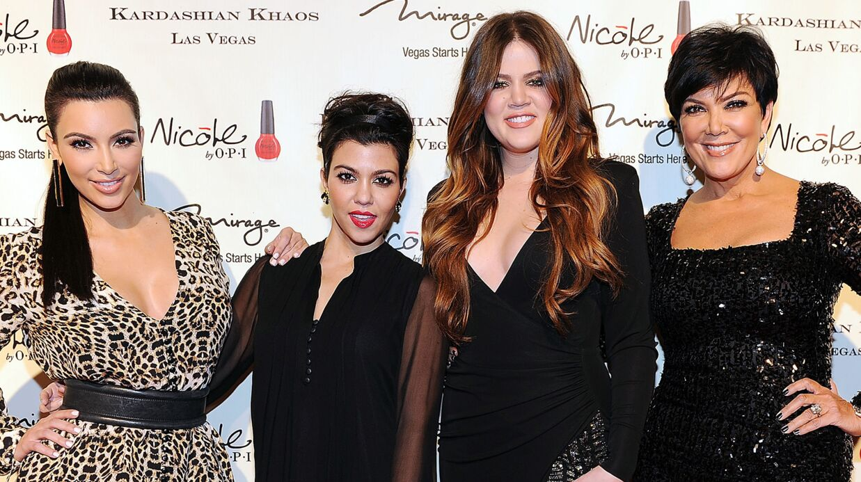DIAPO L'incroyable Famille Kardashian fête ses dix ans: ils ont tous bien changé!