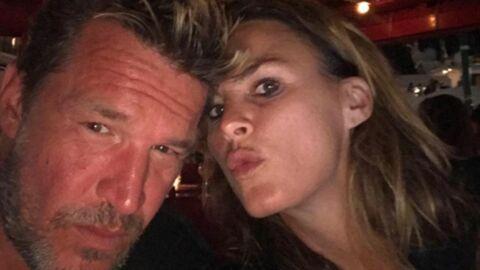 PHOTO Benjamin Castaldi: jolie photo en amoureux avec son épouse, Aurore Aleman