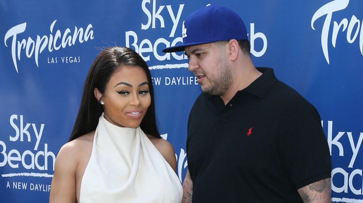 Blac Chyna: en pleines négociations avec Rob Kardashian, elle tente de lui voler son 4×4