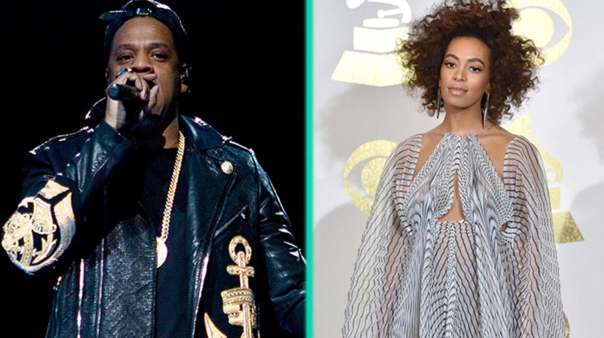 Jay-Z brise le silence au sujet de sa dispute avec la sœur de Beyoncé dans un ascenseur